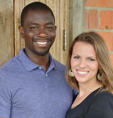 Daniel & Corinne Iya