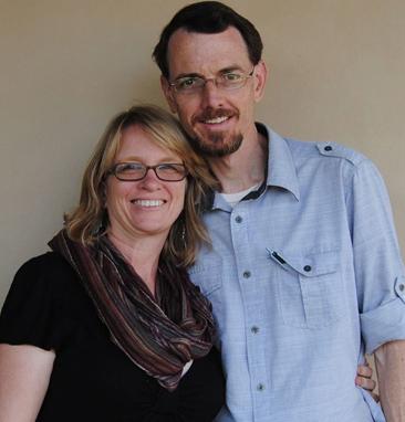 Mark + Amy Gwartney