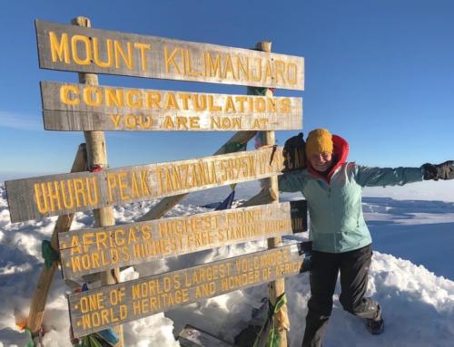 Uphill for Uganda